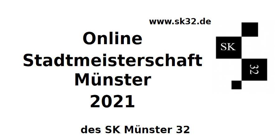 Stadtmeisterschaften Münster 2021